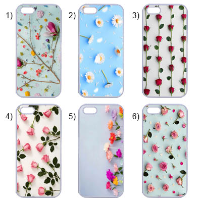 Plant and Floral customise phone case